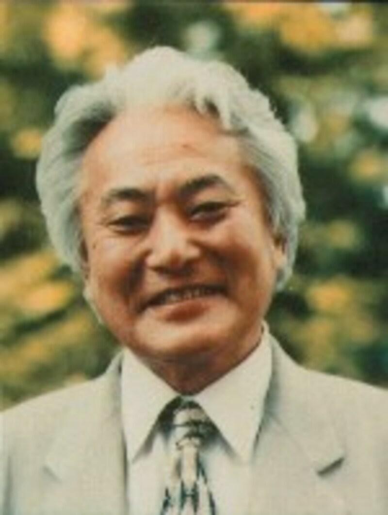 家森幸男氏