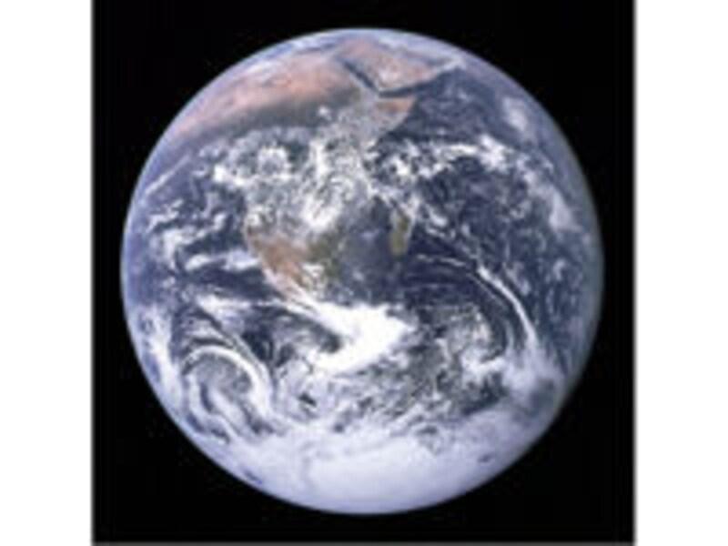 アポロ17号から見た地球