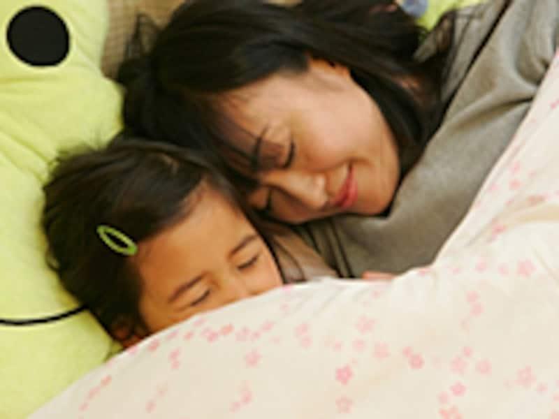 家族の眠り