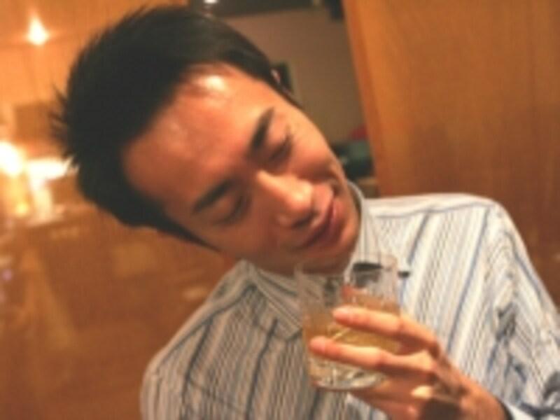 お酒の飲みすぎにご用心