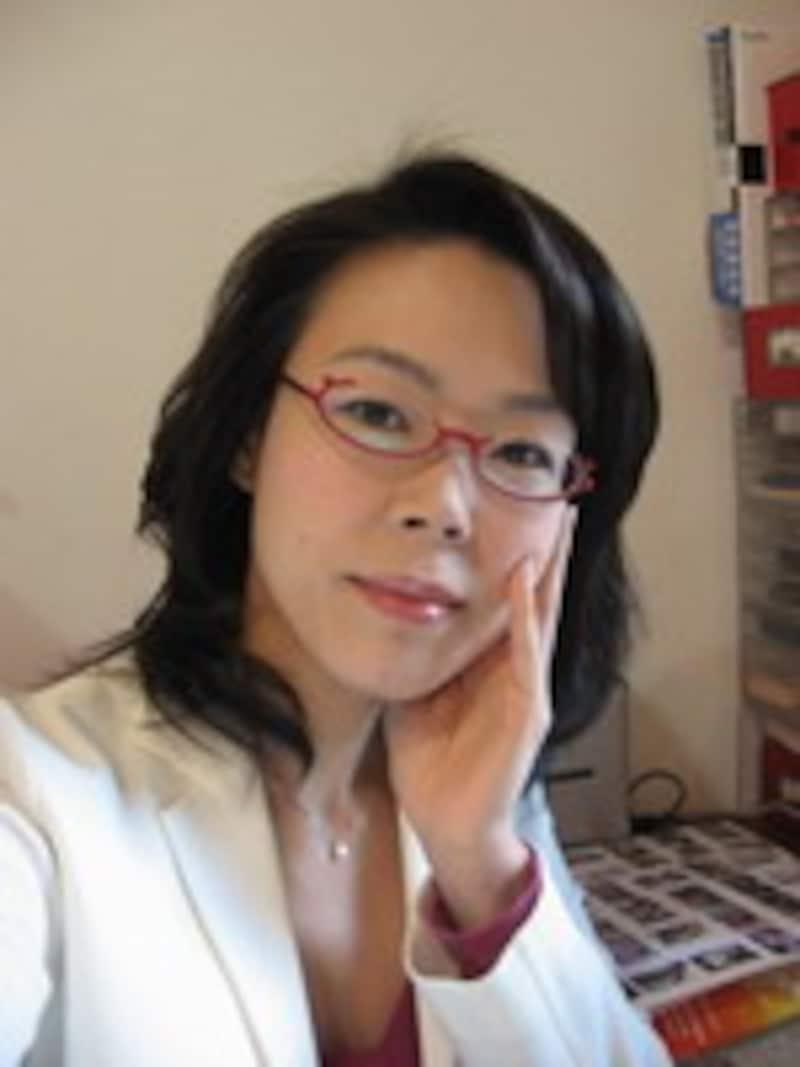 日本フォトセラピー協会代表 なかにしあつこさん