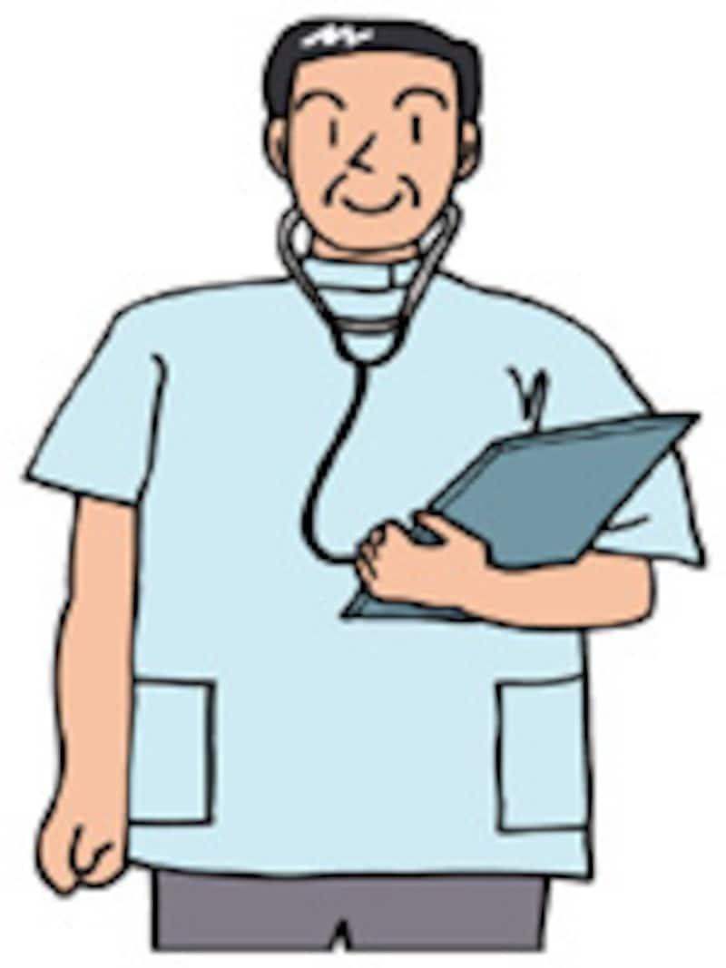 健康診断で肺に影があると言われたら