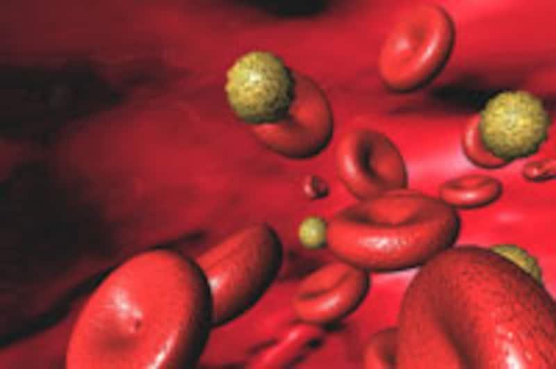 メタボリック症候群になると血液が固まり易くなります