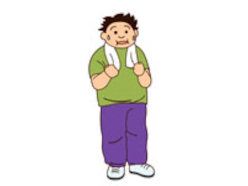腹囲を減らすところからメタボリック症候群対策を始めましょう