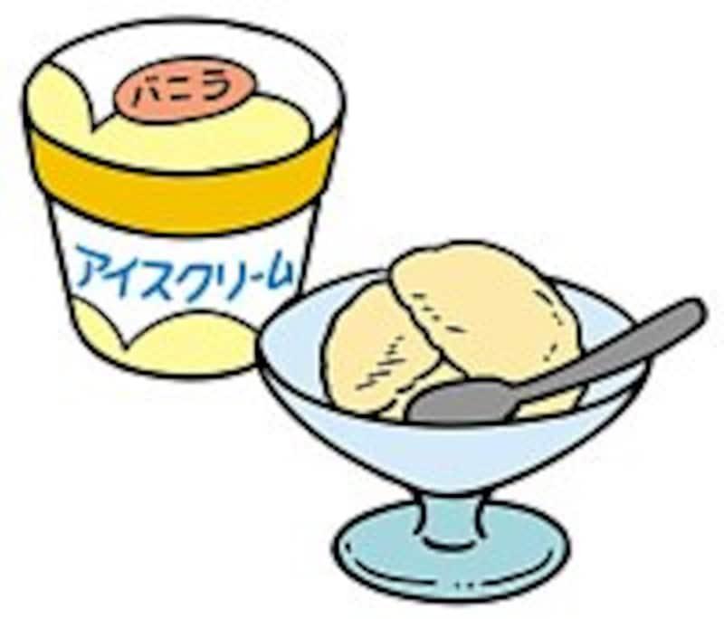 アイスを食べて頭痛が起こることも