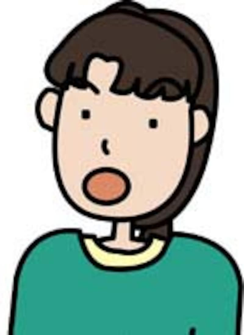 こんな人が顎関節症