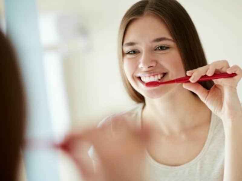 正しい歯磨きの方法は?