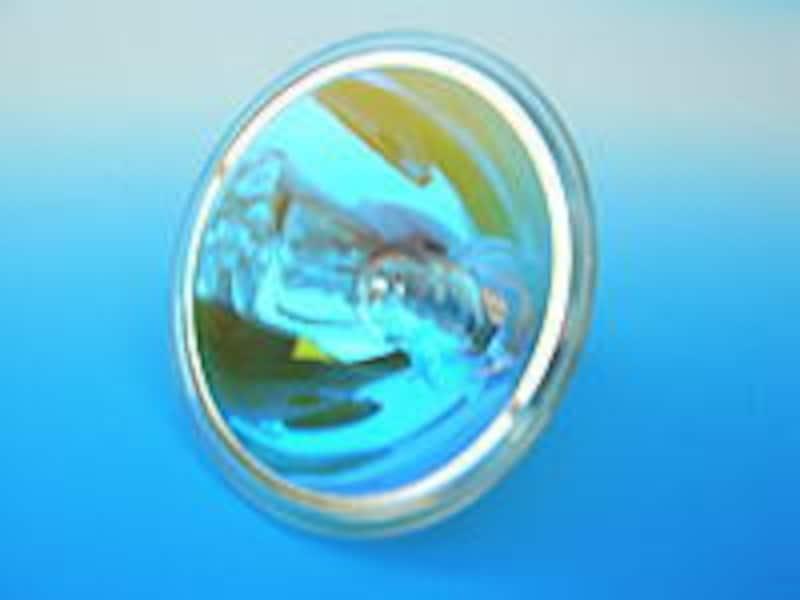 歯の光を当てる機械