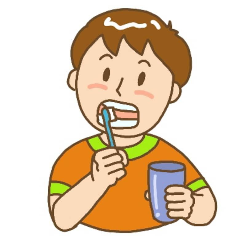 歯磨きはイメージが大切