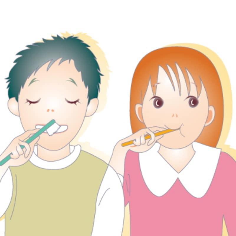 歯ブラシのイメージ