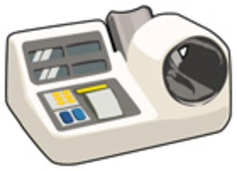 設置型の血圧計