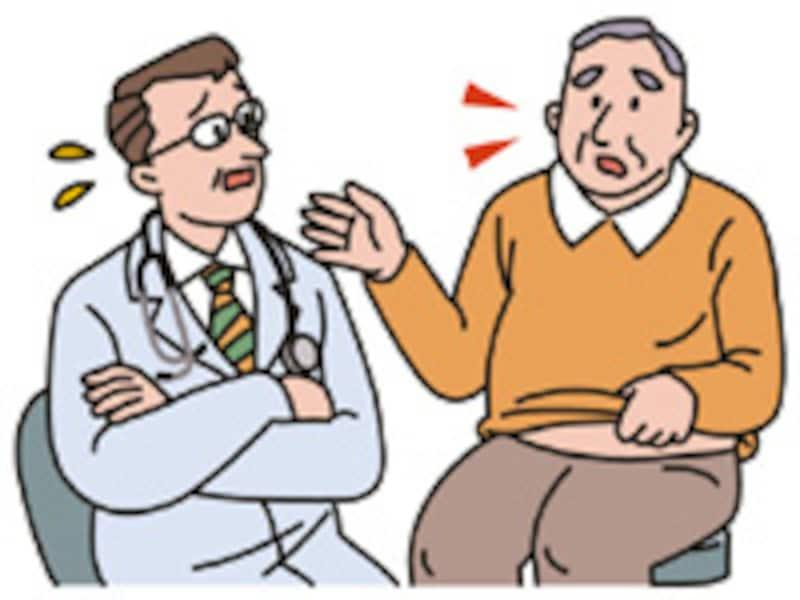 医師の説明は少し不可解に思えるかも知れません