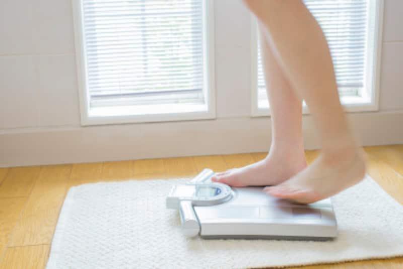 体重が減るのは病気が原因か