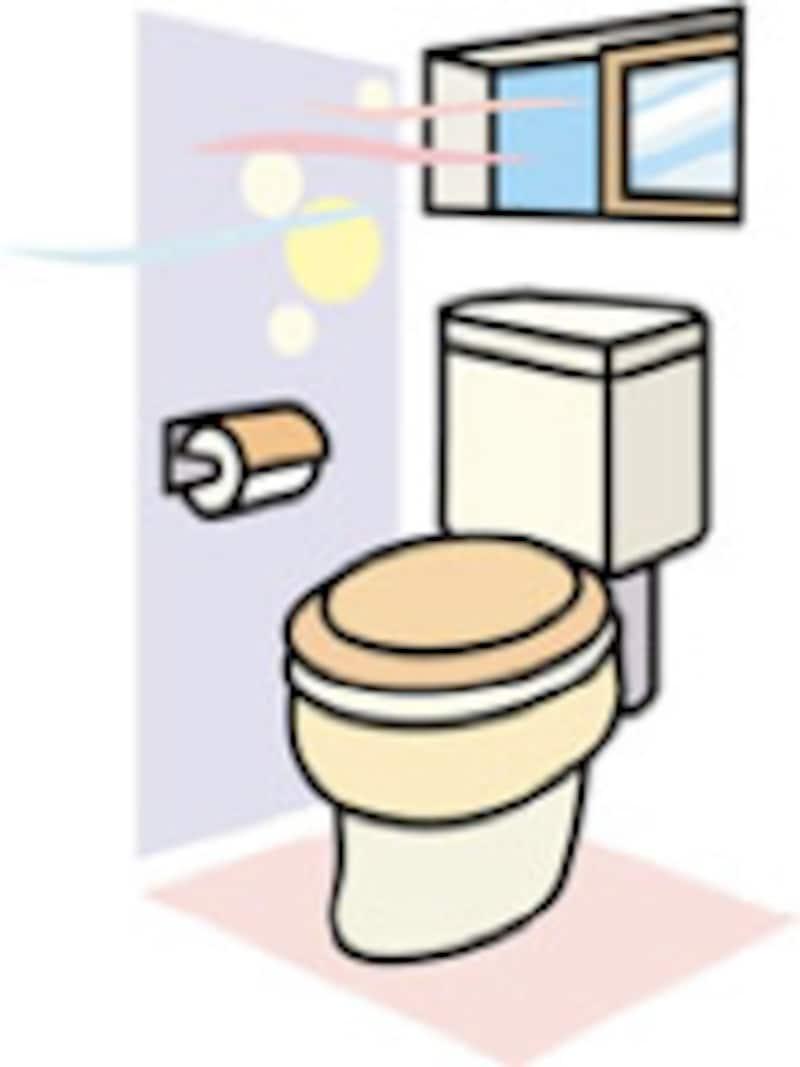 トイレは健康チェックの場所