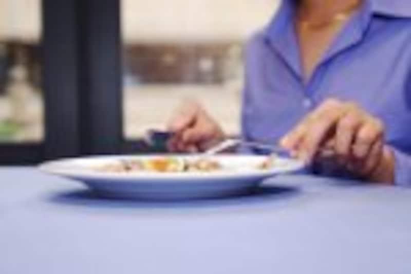 高脂肪、低繊維食は大腸癌の危険up!
