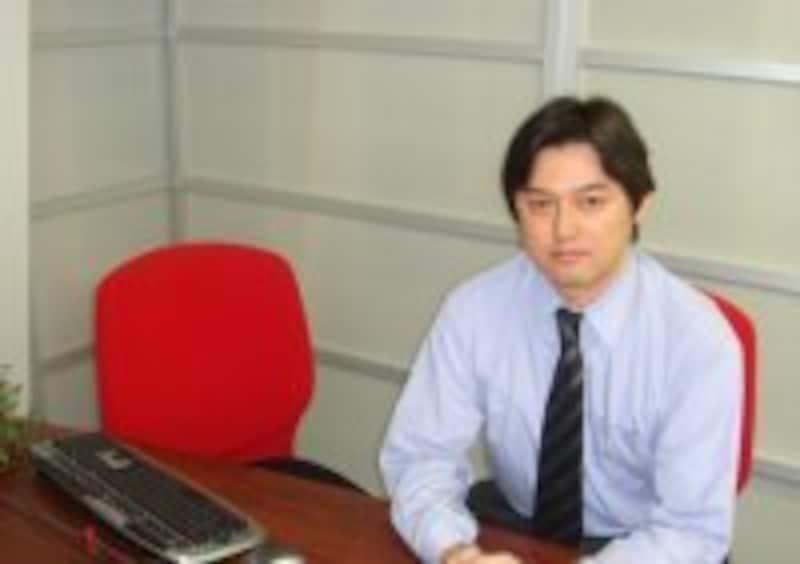 代表取締役 蔵敷健治さん