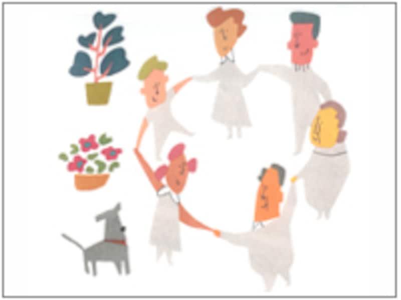 二世帯イメージ