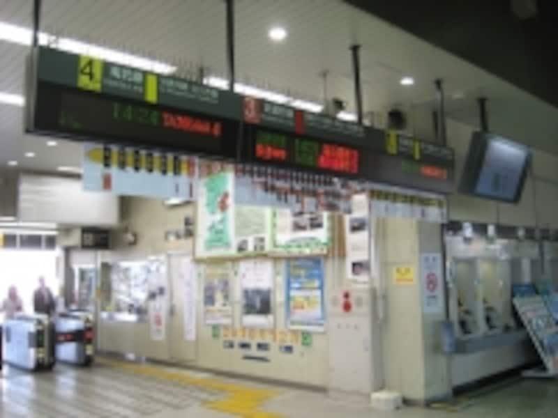 武蔵野線駅