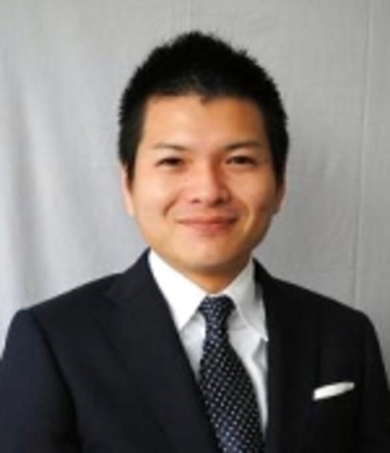 「ロンカフェ」の開発・販売の株式会社GOundefined代表取締役undefined前西undefined彰さん。