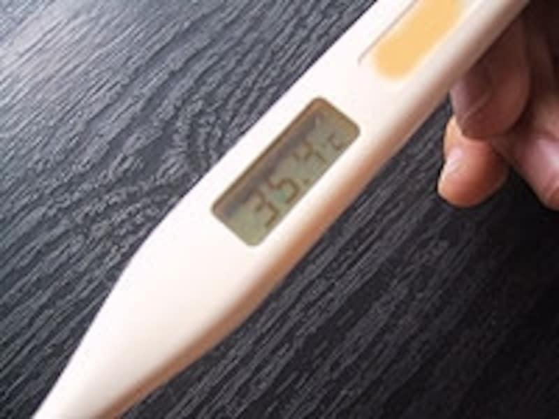 体温が36度未満の状態を低体温といいます。