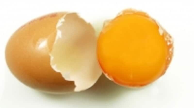 卵も栄養満点。動物性食品は食べ過ぎには気をつけながら適量を楽しむのがコツ。