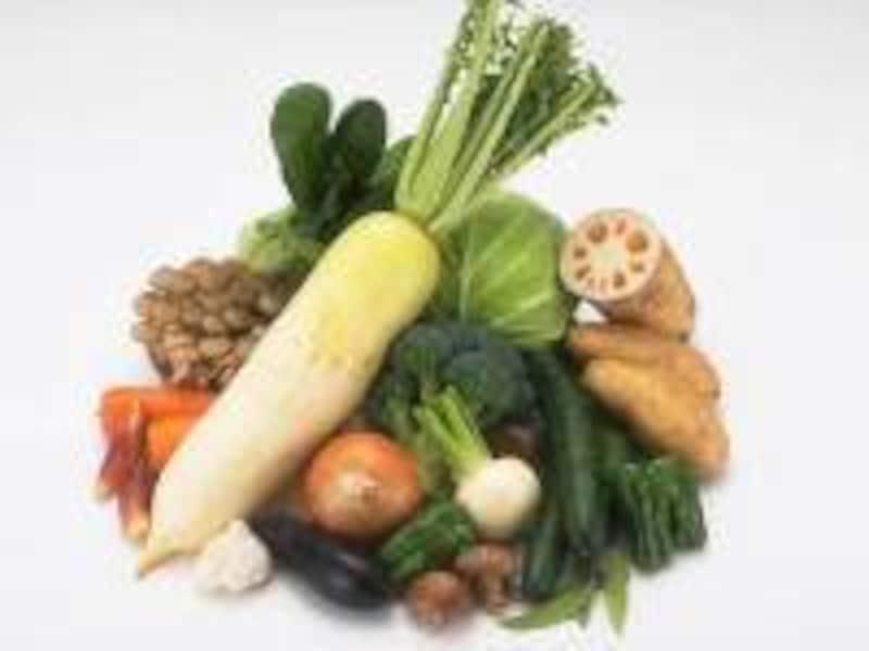 食材はクスリに比べて薬効が穏やかなため、食材同士の組み合わせが大きなポイントとなる
