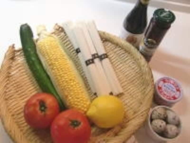 きゅうりをゴーヤにかえたり、水分補給に豆腐をプラスするなど、体調や好みにあわせて薬膳をつくってみよう!
