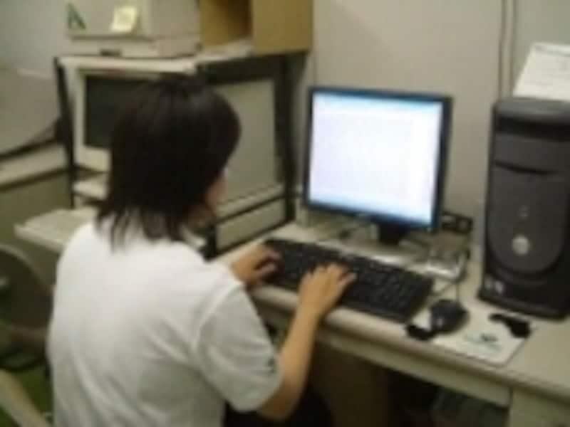 パソコン作業は仕事のストレスも溜まります