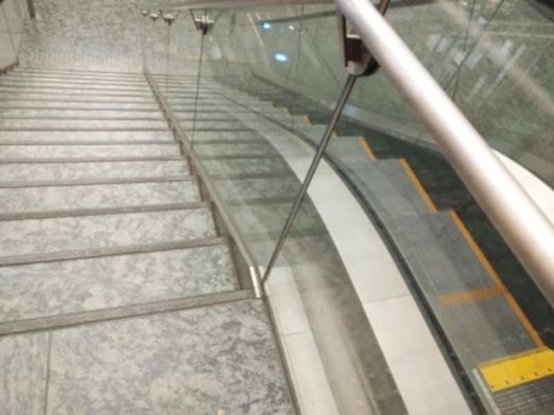 階段を使って活動量を上げよう