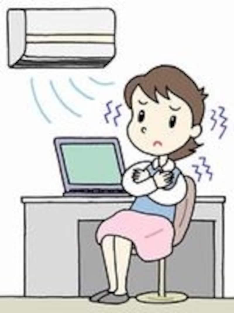 クーラーに慣れてしまうと暑さに対応できず、運動をするとバテてしまうことに