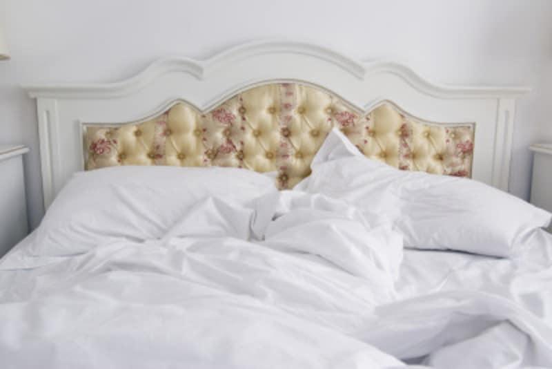 寝室は、人生の3分の1を過ごす場所です