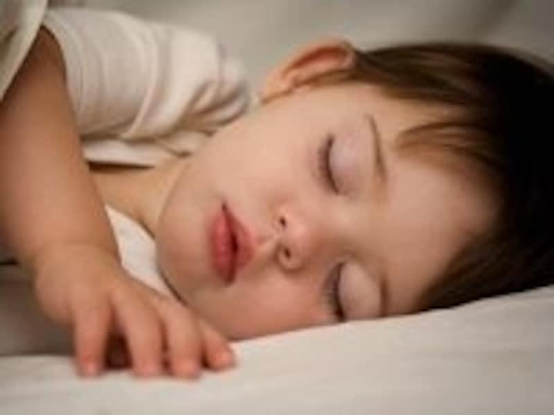 子どもの成長のために、睡眠はとても大事です。