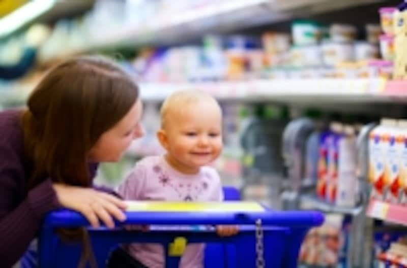深夜の買い物は、子どもの成長を邪魔します
