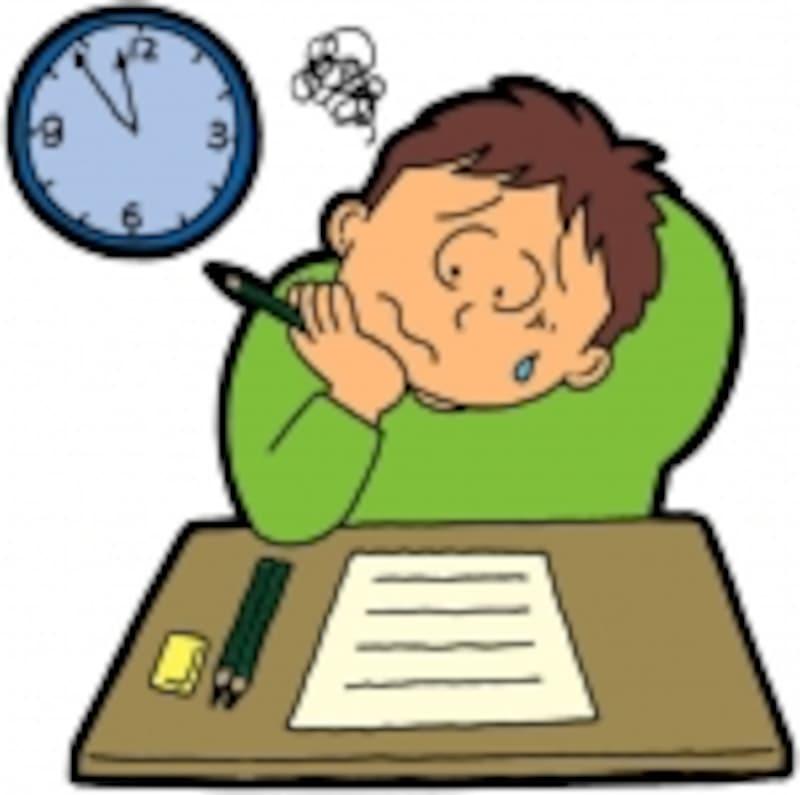グッスリ眠れば、効率よく記憶できます