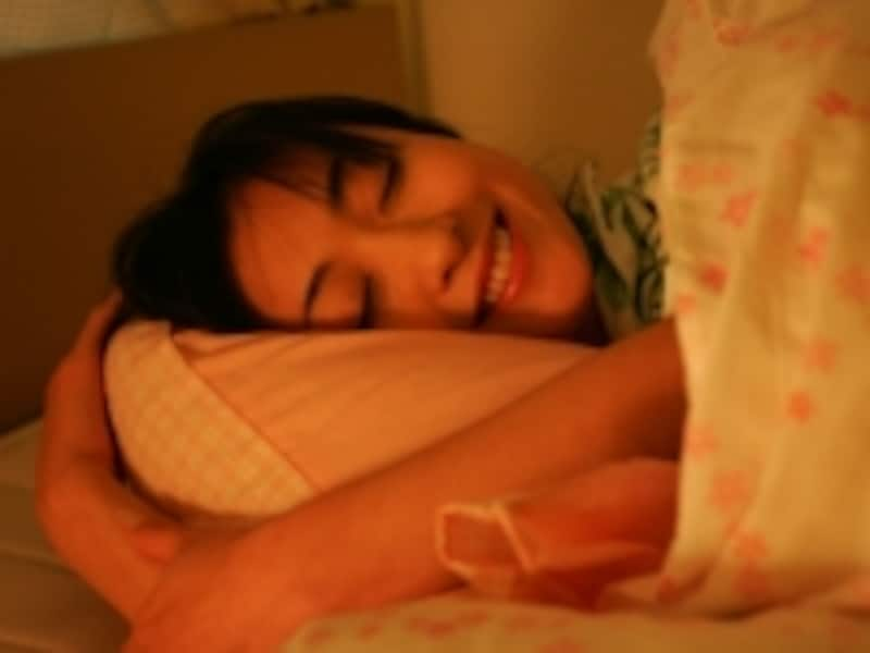 早寝の幸せ