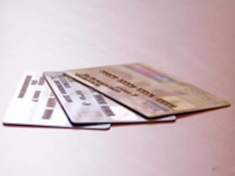 カードでショッピング
