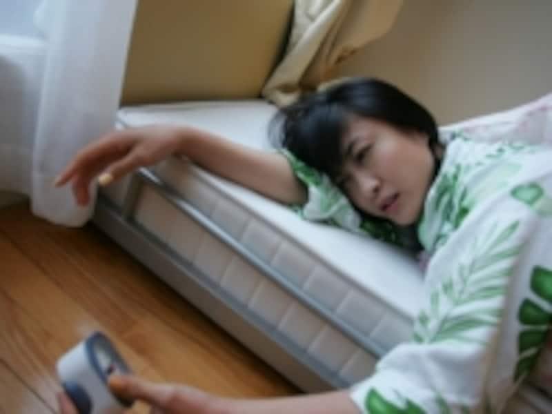 人と会った次の日は、すっきり起きられないほど疲れていませんか?