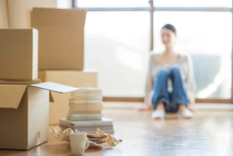 引っ越し後は、何事にも一生懸命になり過ぎないこと。そのうちになるようになる
