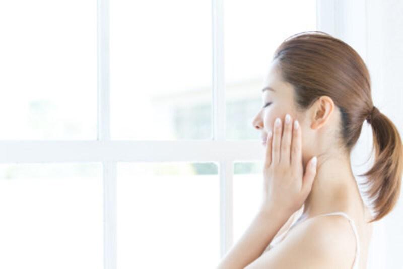 月経周期とお肌の状態