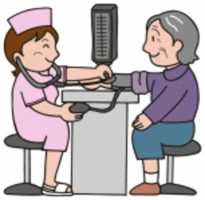 高血圧は心臓を悪くします。家庭での血圧測定は大切です。とくに早朝の。