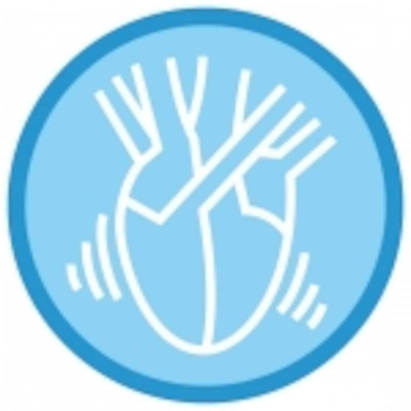 心膜炎は心臓のすぐ外側の炎症で、水などが貯まることもあります。