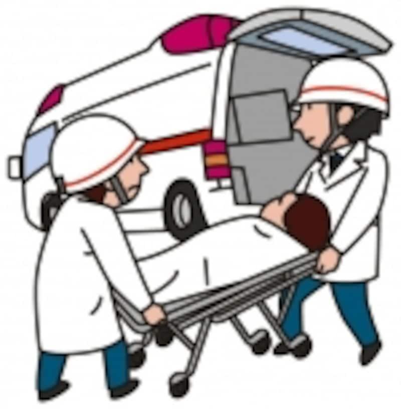 急な心停止には救急車は間に合いません。自衛策が必要です
