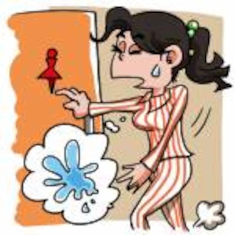 日本で810万人の患者がいると言われる過活動膀胱