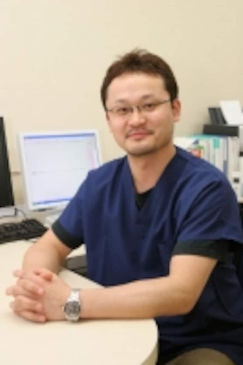 天神つじクリニック副院長、横山先生。TESEについて詳しくお話していただきました
