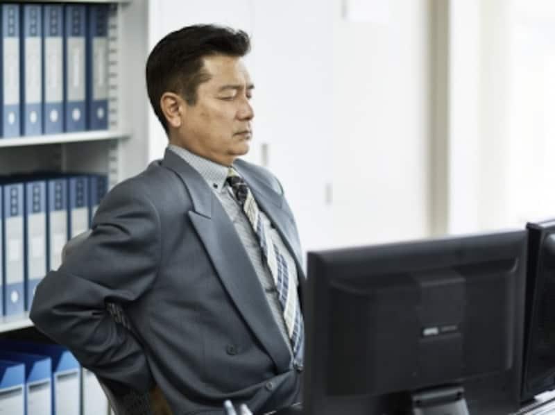 坐骨神経痛の原因と症状のチェックお尻の痛み・太もものしびれ