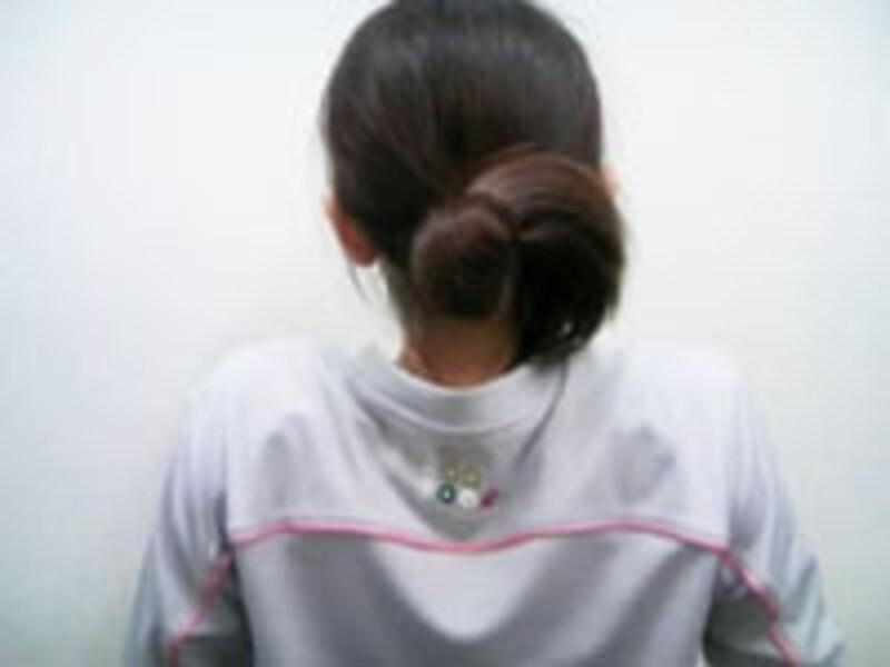 2. リズミカルかつ速めに肩の上下運動をします
