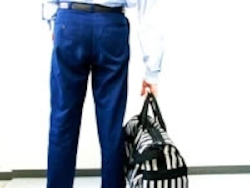 歩きづらくならないようにかばんの位置を調整しましょう