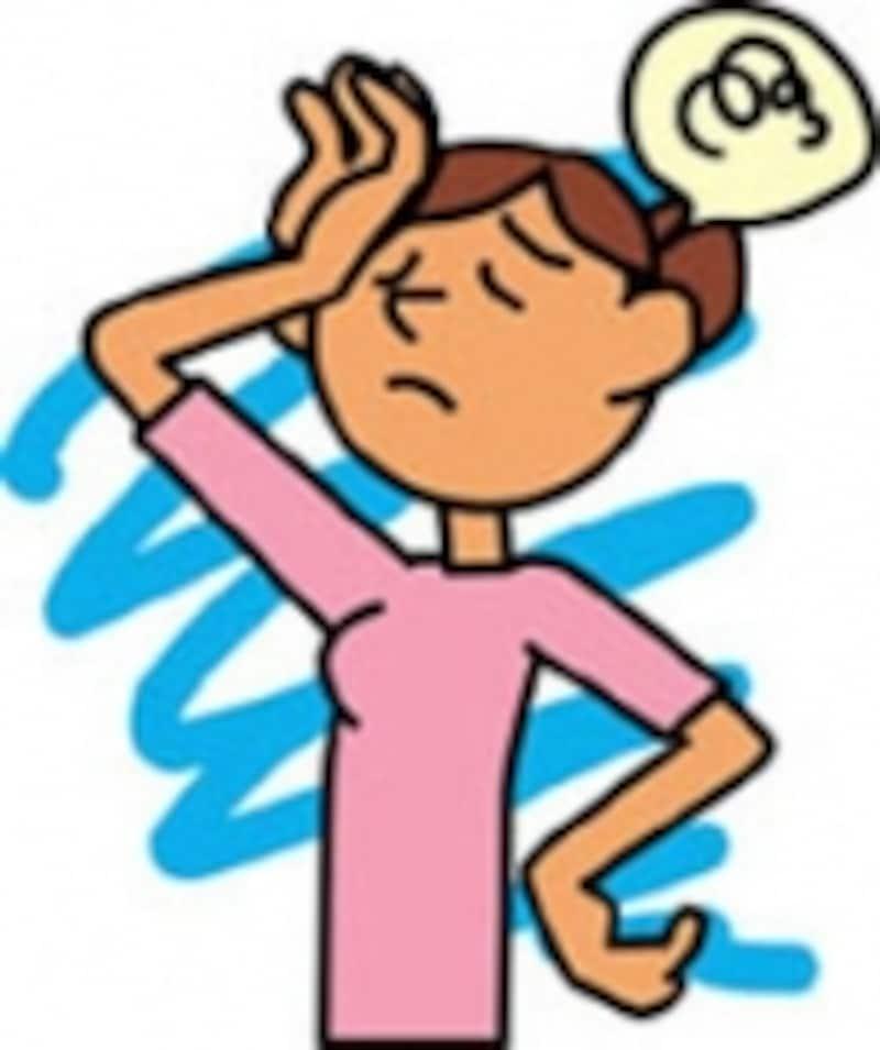 睡眠不足が続くと、ホルモンが正常に分泌されなくなる可能性があります
