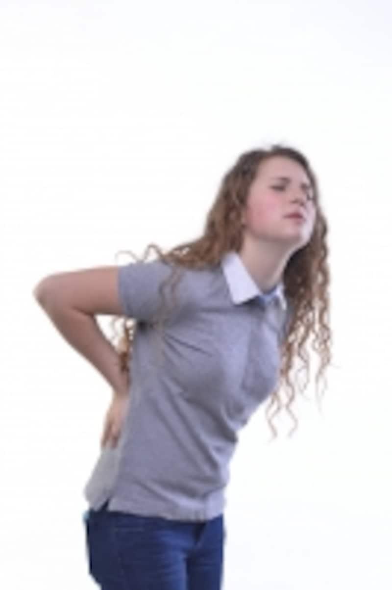 腰痛には筋、骨格系の問題以外にも心因性、内臓疾患によるものなどがあります