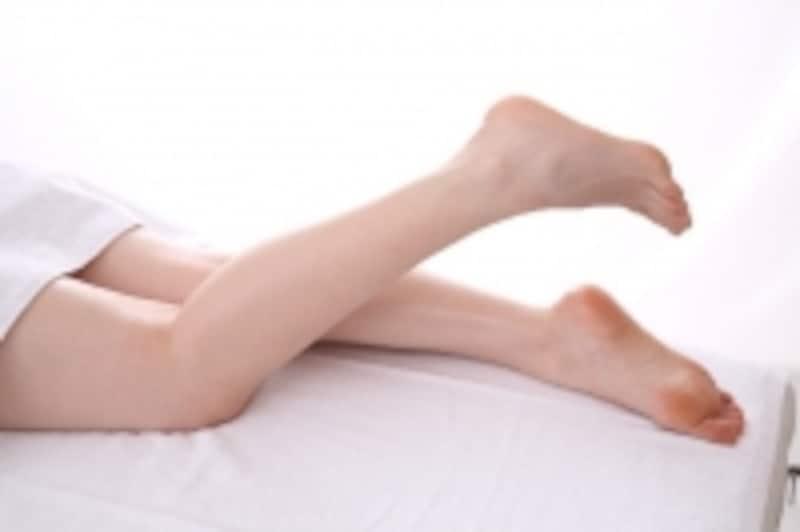 足のむくみが腰痛につながる場合があります